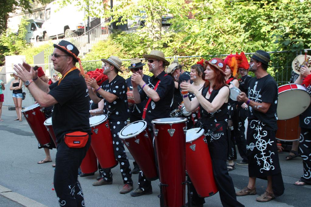 Samba-Band Buena Vista Rio